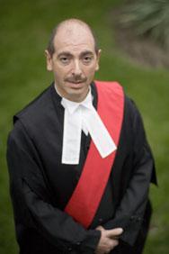 Justice Harvey P Brownstone