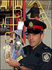 Sergeant Jeff Corey Halton Regional Police