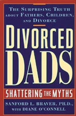 picture book Divorced dads: Shattering the Myths