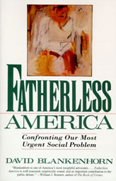 Fatherlessness in Canada, statistics, fatherlessness children studies