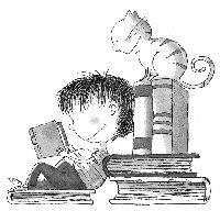 Forum Logo - International Forum on Canadian Children's Literature: The Fun of        Reading